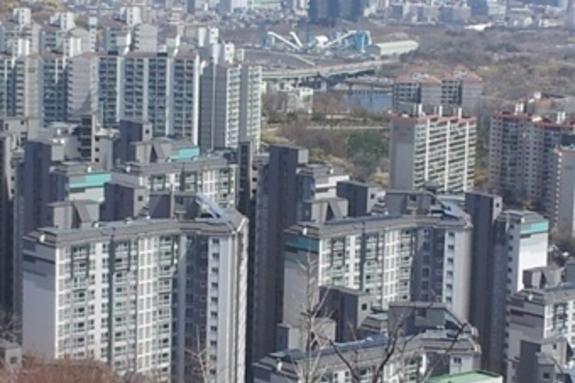 서울 아파트값 상승세 '진행형'